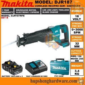 Makita DJR187RFE-1a