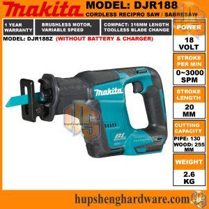 Makita DJR188Z-1a