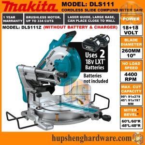 Makita DLS111-1