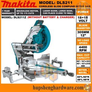 Makita DLS211-1