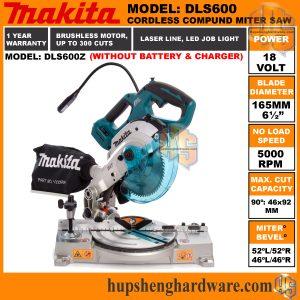 Makita DLS600-1