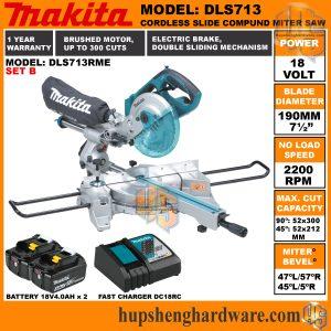 Makita DLS713RME-1a