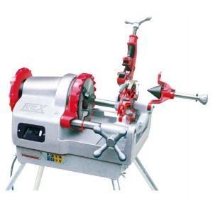 REX Pipe Threading Machine NP80A