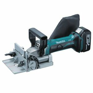 Cordless Plate Jointer