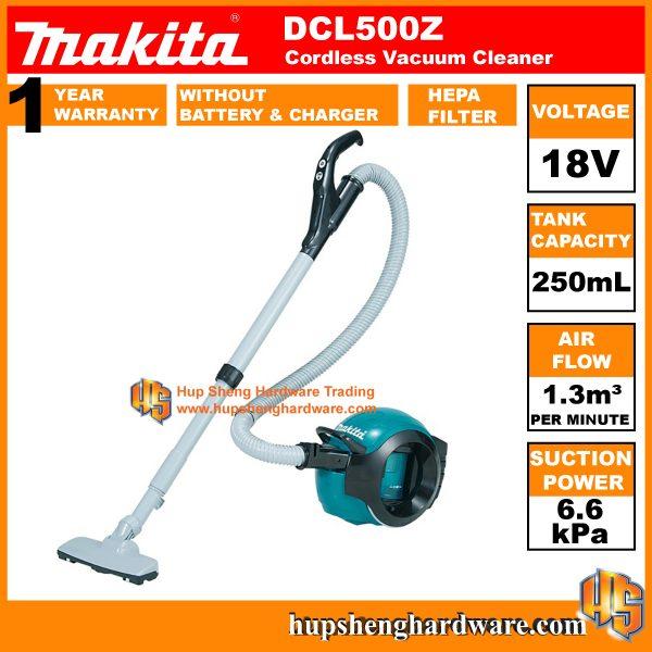 Makita DCL500Z-1b