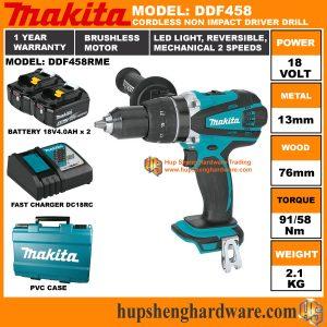 Makita DDF458RMEa