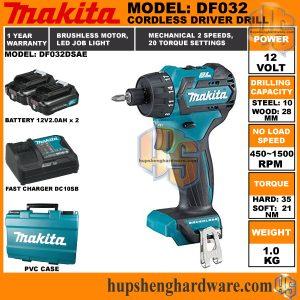 Makita DF032DSAE-1aa