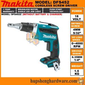 Makita DFS452Z-1a