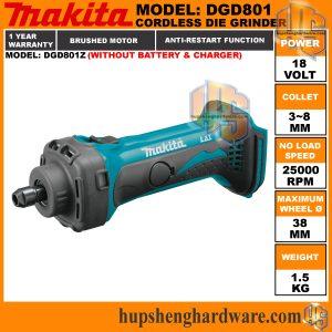 Makita DGD801-1a