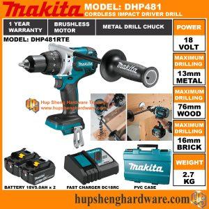 Makita DHP481RTEa