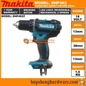 Makita DHP482Za