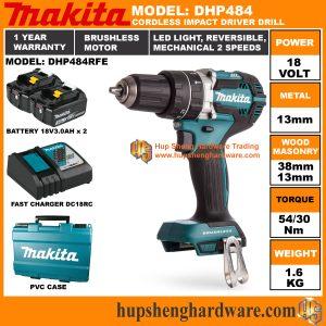 Makita DHP484RFEa