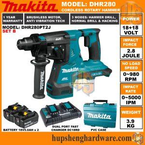Makita DHR280PT2J-a