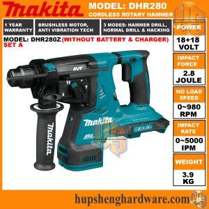 Makita DHR280Z-1a