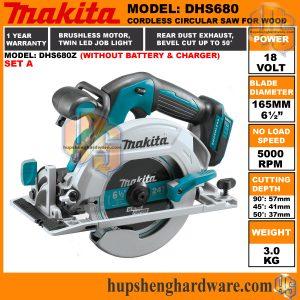 Makita DHS680Za