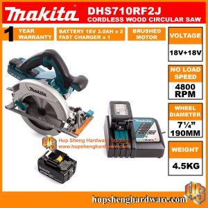 Makita DHS710RF2J-1a