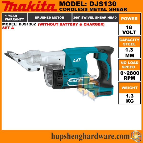 Makita DJS130Z-1a