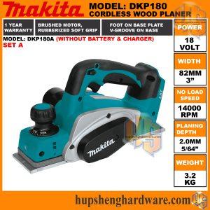 Makita DKP180Z-a