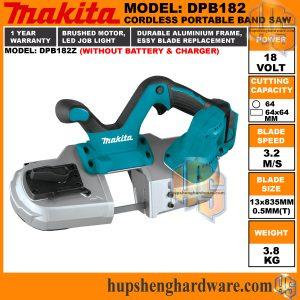 Makita DPB182-1