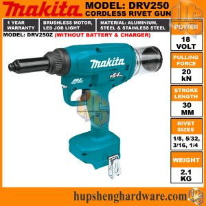 Makita DRV250-1