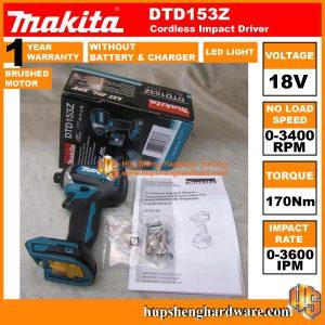 Makita DTD153Z-1a