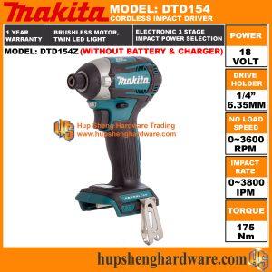 Makita DTD154Za