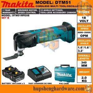 Makita DTM51RFEX8-1a