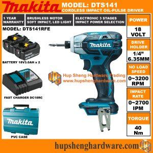 Makita DTS141RFEa