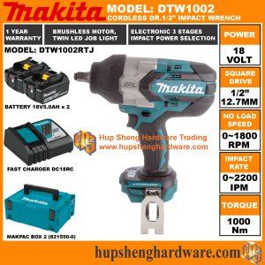 Makita DTW1002RTJa