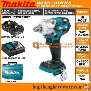 Makita DTW285RFEa