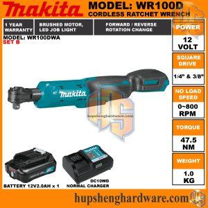 Makita WR100DWA-1a