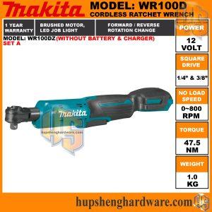 Makita WR100DZ-1a