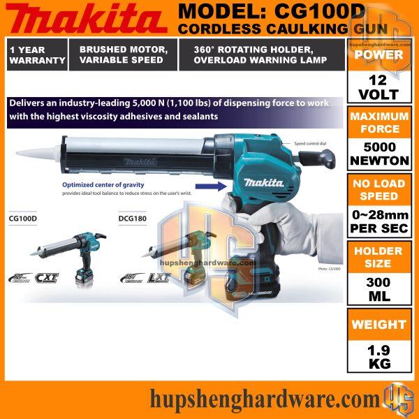 Makita CD100DZ-2aa