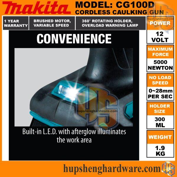 Makita CD100DZ-4aa