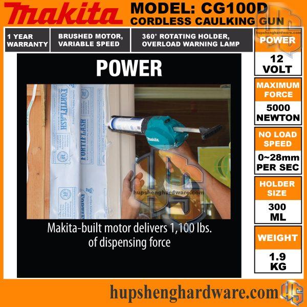 Makita CD100DZ-7aa