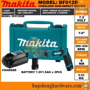 Makita DF012DSE-1a