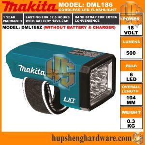 Makita DML186Za