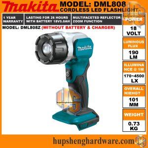 Makita DML808Za