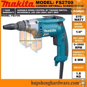Makita FS2700-3aa
