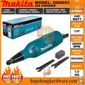 Makita GD0603-8a