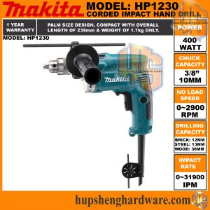 Makita HP1230-1aa