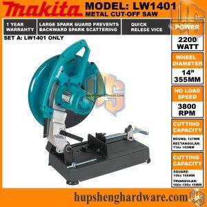 Makita LW1401-2a