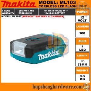 Makita ML103Z-1a
