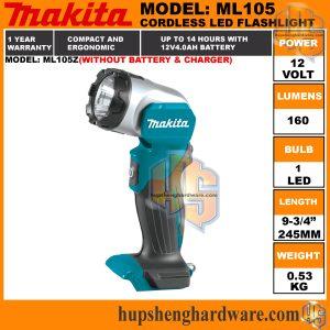 Makita ML105Z-1a