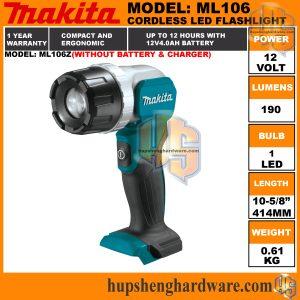 Makita ML106Z-1a