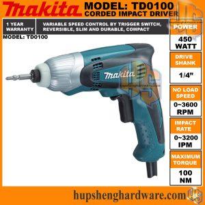 Makita TD0100-1aa