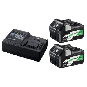 HiKOKI 36V Battery Starter Pack 1