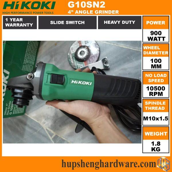 Hikoki G10SN2-3a