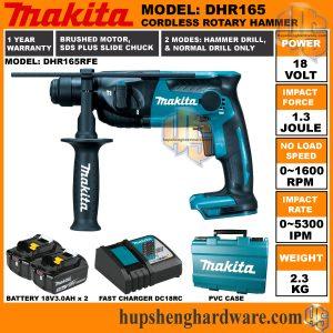 Makita DHR1615RFEa