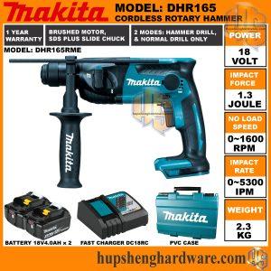 Makita DHR165RMEa